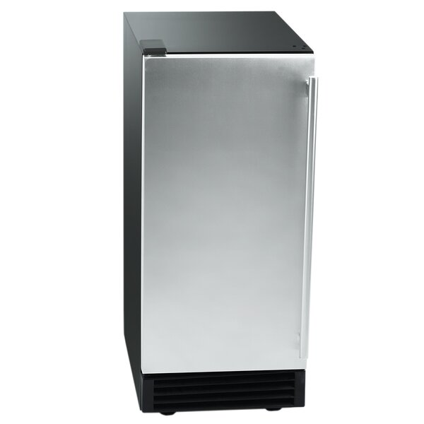15 44 lb. Daily Production Built-In Ice Maker by Orien