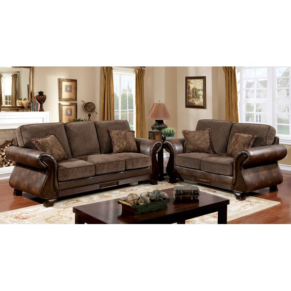 Buckelew Traditional Configurable Living Room Set by Fleur De Lis Living