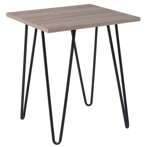Logston End Table by Union Rustic