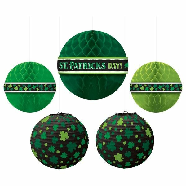 5 Piece St. Patrick's Day Set by Amscan
