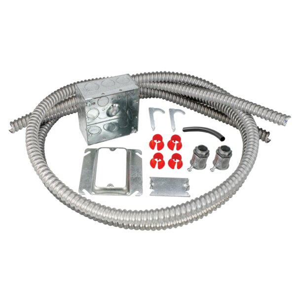 Electrical Rough-in Kit without Conduit by WarmlyYours