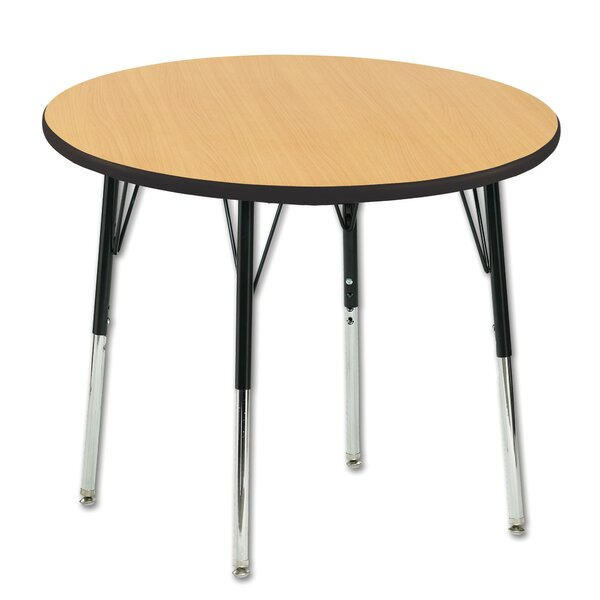 Circular Activity Table by ECR4kids