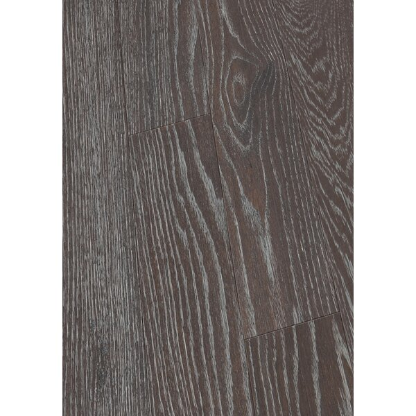 6 Engineered Oak Hardwood Flooring in Brushed Haze by Maritime Hardwood Floors