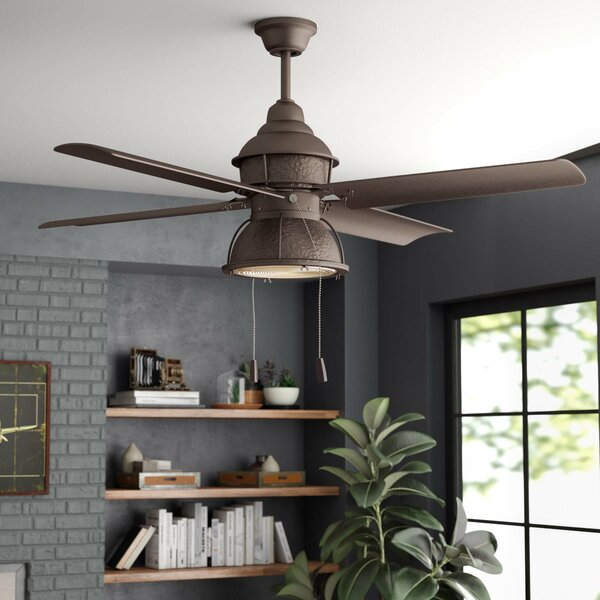52 Martika 4 Blade LED Ceiling Fan by 17 Stories