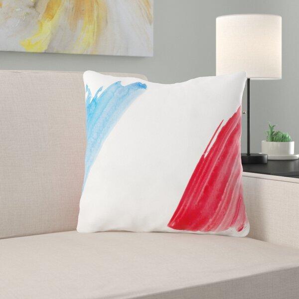 Bellview Flag Throw Pillow