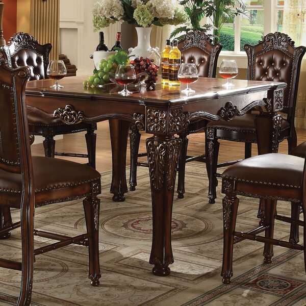 Welles Counter Height Dining Table by Astoria Grand