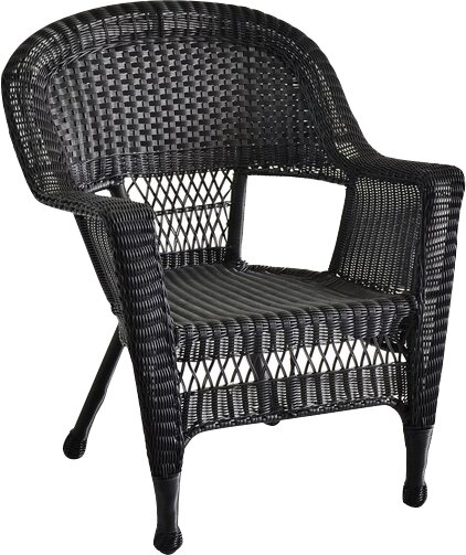 Karan Wicker Chair by Ophelia & Co.