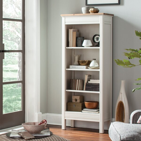 Gilmore Standard Bookcase by Rosecliff Heights
