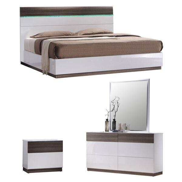Elida  B Platform Configurable Bedroom Set by Orren Ellis