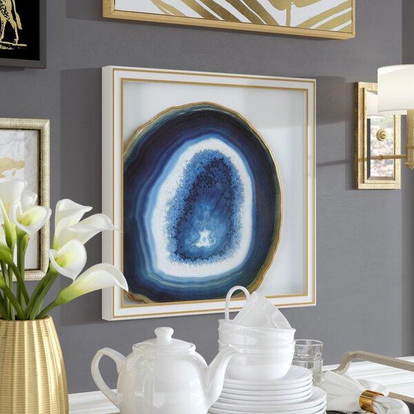 Handmade Glass Wall Décor by Mercer41