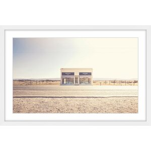 Marfa Texas by Ann Barnes Photographic Print on Paper by Marmont Hill