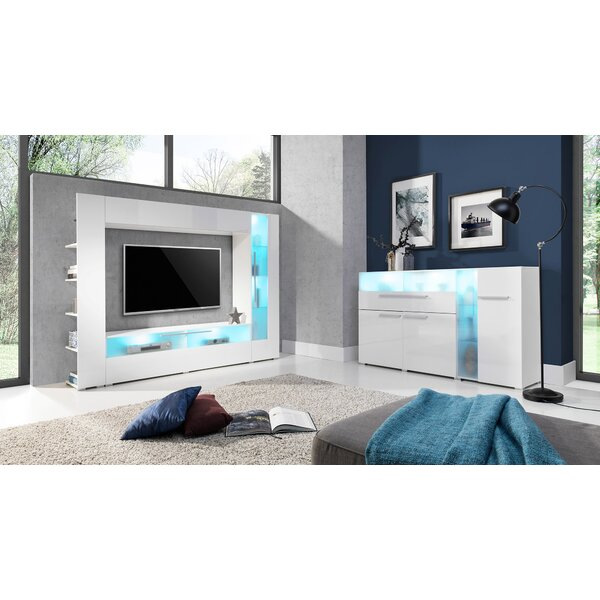 Teardo Entertainment Center For TVs Up To 58