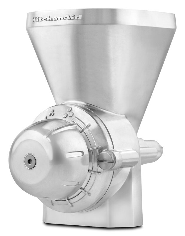 Kitchenaid Mixer With Meat Grinder