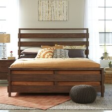 Driftwood Panel Bed by Panama Jack Home