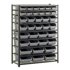 57 H 8 Shelf Shelving Unit Starter by Sandusky Cabinets