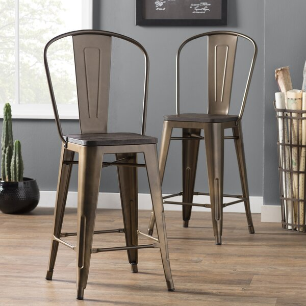 Super Great Price Davisson 30 Bar Stools Set Of 4 By Hashtag Home Gmtry Best Dining Table And Chair Ideas Images Gmtryco