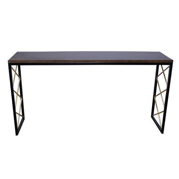 Brayden Studio Black Console Tables