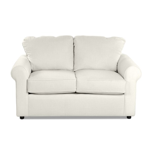 Goodin Loveseat by Darby Home Co Darby Home Co