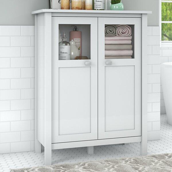 Mcgraw 31.73 W x 41.5 H Cabinet by Mercury Row