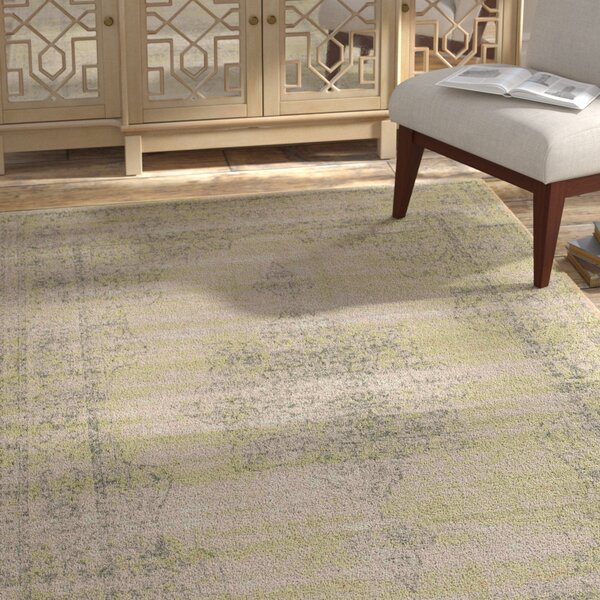 Clinch Bone Area Rug by Bungalow Rose