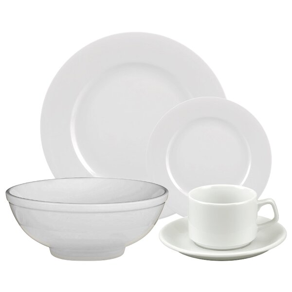 Icarus 20 Piece Dinnerware Set, Service for 4 by Alcott Hill