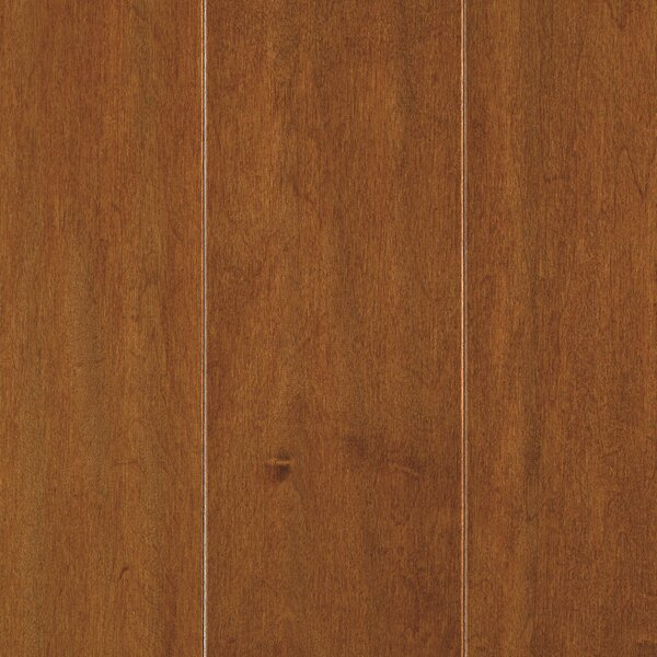 Brogandale 5 Engineered Maple Hardwood Flooring in Light Amber by Mohawk Flooring