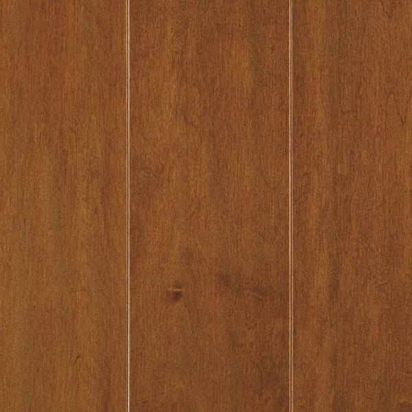 Brogandale 5 Engineered Maple Hardwood Flooring in Light Amber by Mohawk Flooring
