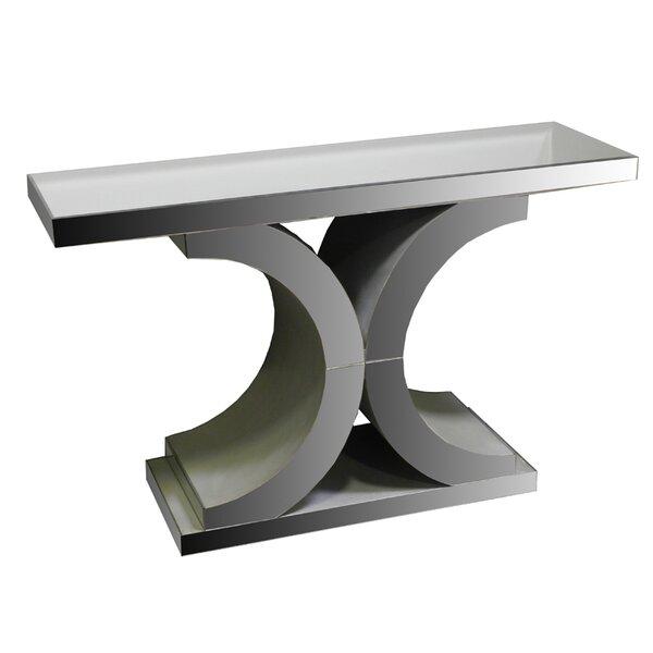 Rosdorf Park Gray Console Tables