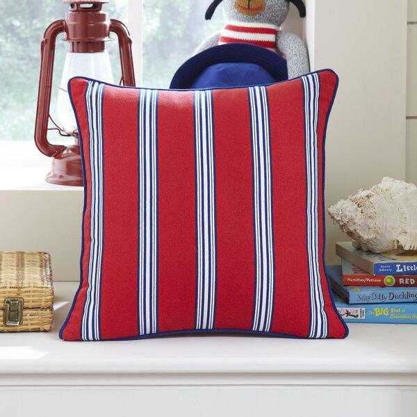 Nautical Stripe Pillow Cover by Birch Lane Kids™