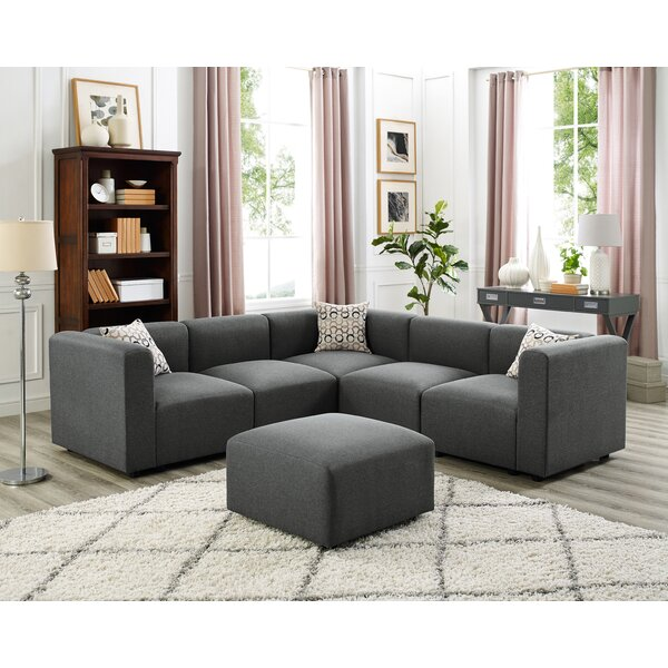 Lotte Modular Sectional by Wrought Studio