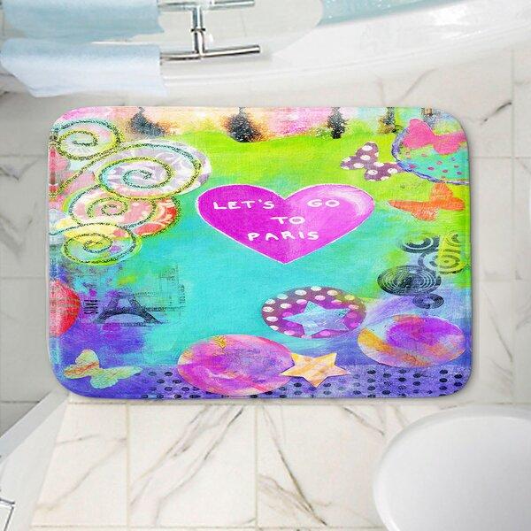 China Carnella's Contemporary Non-Slip Bath Rug