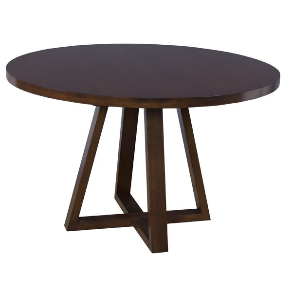 Ledford Solid Wood Dining Table by Ivy Bronx Ivy Bronx