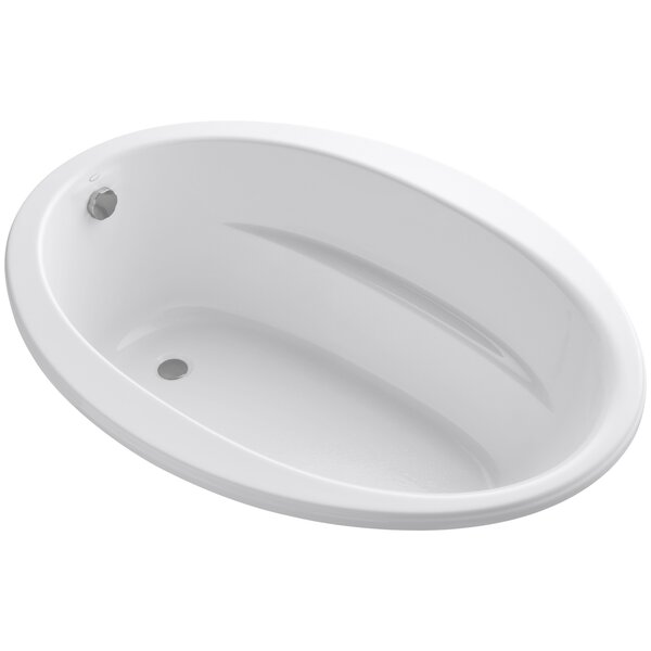 Sunward 60 x 42 Soaking Bathtub by Kohler