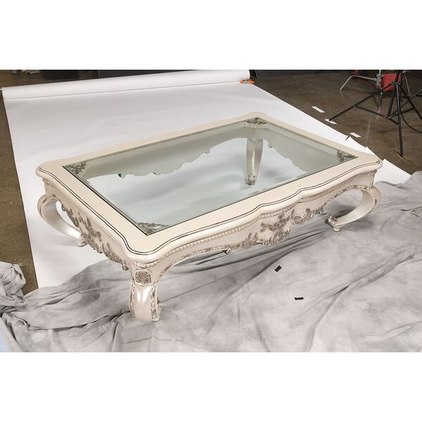 Cristaldo Coffee Table by Benetti's Italia