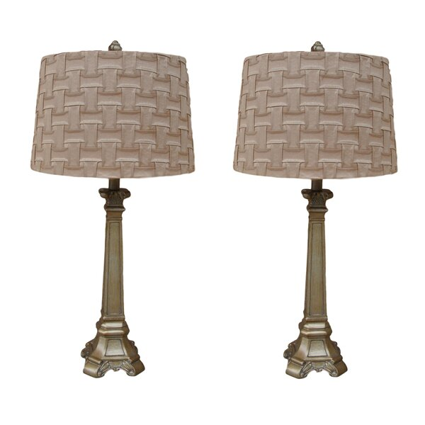 Aurulent 28 Table Lamp (Set of 2) by Immacu-Lamps