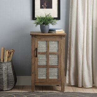 Meekins 1 Door Accent Cabinet