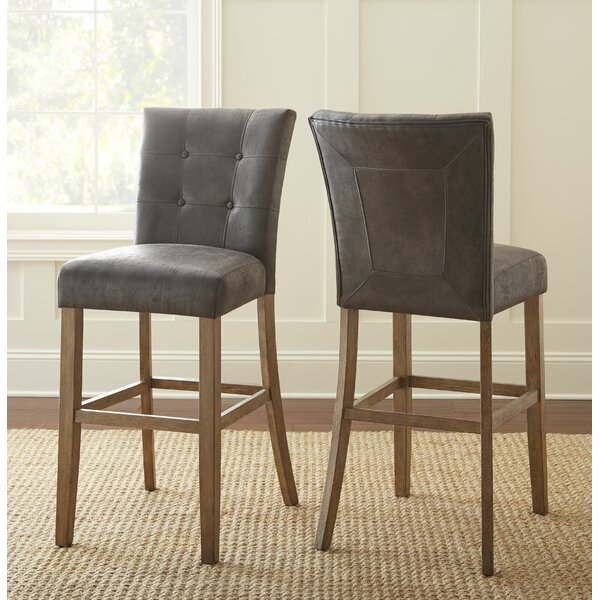 Dejardins 30 Bar Stool (Set of 2) by Lark Manor