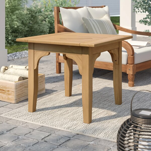 Summerton Teak Side Table by Birch Lane™ Heritage