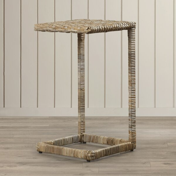 Navassa End Table by Bay Isle Home