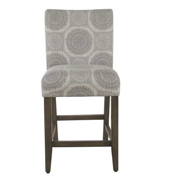 Fetzer Parsons 25 Bar Stool by Charlton Home