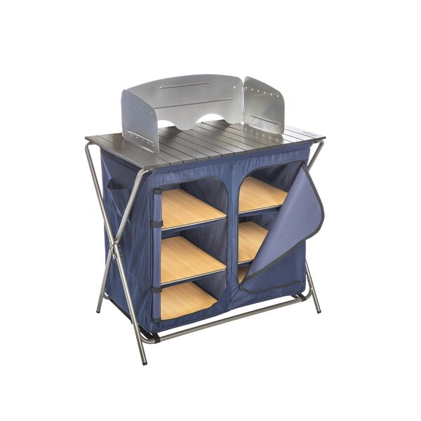 Best Choices Kemmer Prep Table With Carry Bag By Symple Stuff Today Only Sale