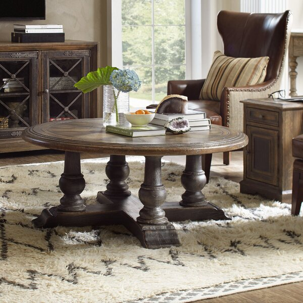 Hill Country Medina Coffee Table by Hooker Furniture Hooker Furniture