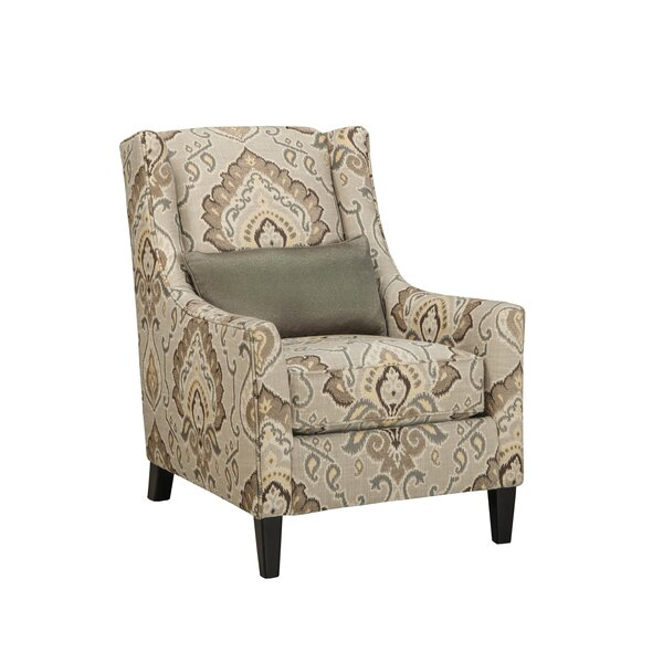 Trafford Wingback Chair By Darby Home Co