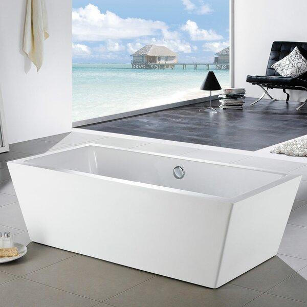 Wynn 65 x 31 Soaking Bathtub by Pacific Collection