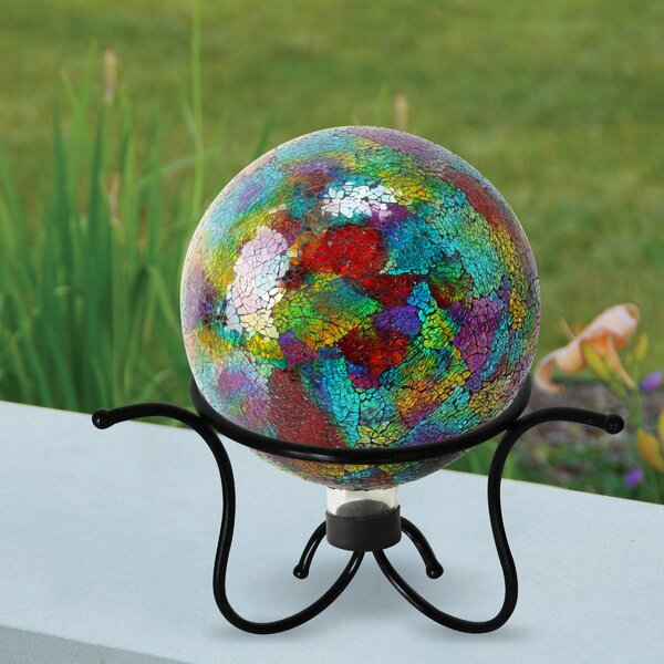 Gazing Globe Table Stand by Alpine