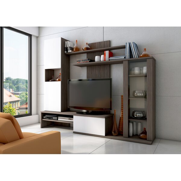 Mallery 86.6 Entertainment Center by Brayden Studi