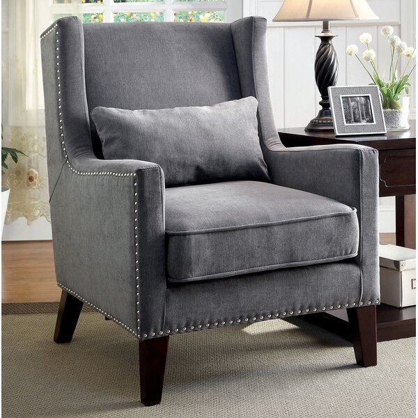 Frederika Wingback Chair by Darby Home Co
