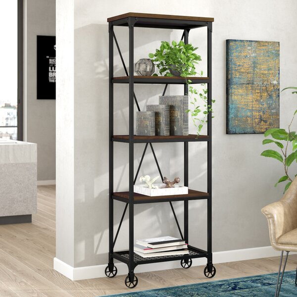 Rocklin Etagere Bookcase by Trent Austin DesignRocklin Etagere Bookcase by Trent Austin Design