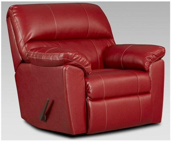 Kylin Chaise Manual Rocker Recliner By Red Barrel Studio