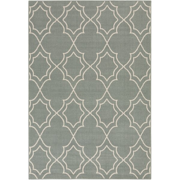 Amato Green Indoor/Outdoor Area Rug by Alcott Hill